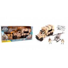 Chap Mei Игровой набор Десантный грузовик