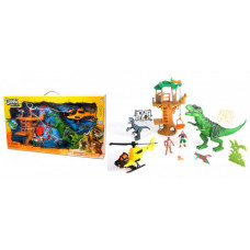 Chap Mei Игровой набор Охота на тираннозавра в джунглях 542076