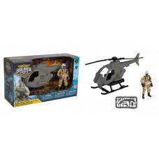 Chap Mei Игровой набор Пилот на вертолете