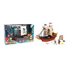 Chap Mei Игровой набор Пиратский корабль