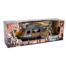 Chap Mei Игровой набор Soldier Force Десантный вертолет