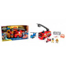 Chap Mei Игровой набор Спасательная пожарная машина