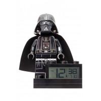 Часы Lego Star Wars Будильник Минифигура Darth Vader 9004216