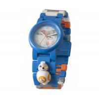 Часы Lego Star Wars Episode 7 наручные с минифигурой BB-8 на ремешке