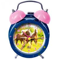 Часы Spiegelburg Будильник Pferdefreunde