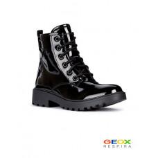 Черные ботинки Geox J9420GL00HHC9999
