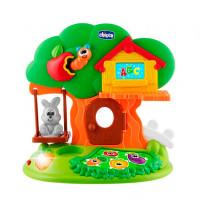 Chicco Говорящий домик Bunny House