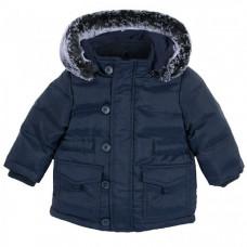 Chicco Куртка для мальчиков с меховой отделкой