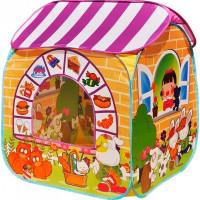 Ching Ching Игровой домик Детский магазин + 100 шариков CBH-32