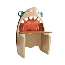 Cilek Письменный стол Black Pirate акула