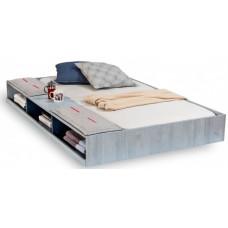 Cilek Выдвижное спальное место с ящиками Trio 190х90 см