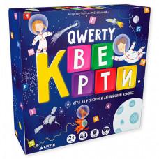 Clever Настольная игра Qwerty Кверти