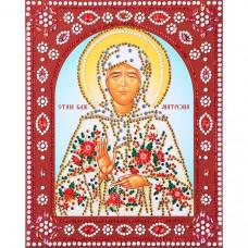 Color Kit Картина фигурными стразами Святая Блаженная Матрона