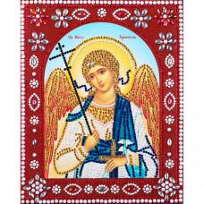 Color Kit Картина фигурными стразами Святой Ангел Хранитель