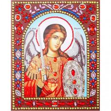 Color Kit Картина фигурными стразами Святой Архангел Михаил