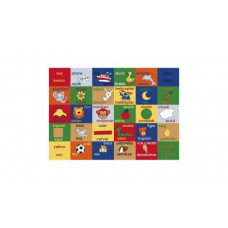 Confetti Коврик Kids Rugs Study-Time 133х190 см