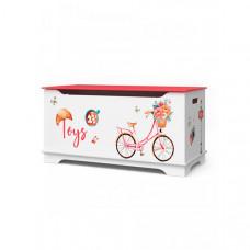 Continent Decor Маленький ящик для игрушек Путешествие в Париж