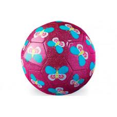Crocodile Creek Футбольный мяч Бабочки 18 см