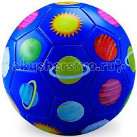 Crocodile Creek Футбольный мяч Солнечная система 18 см