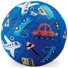 Crocodile Creek Мяч Транспорт 18 см