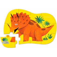 Crocodile Creek Пазл Динозавр (12 деталей) 4118-7