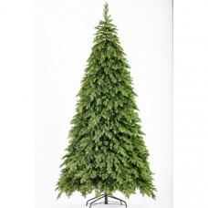 Crystal Trees Искусственная Ель Эмили зеленая 250 см