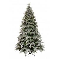 Crystal Trees Искусственная Ель Гарда заснеженная 240 см