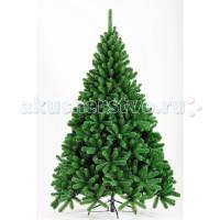 Crystal Trees Искусственная Ель Питерская зеленая 210 см
