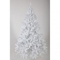 Crystal Trees Искусственная Ель Соренто жемчужная 240 см