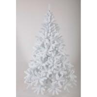 Crystal Trees Искусственная Ель Соренто жемчужная 270 см