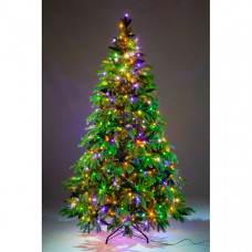Crystal Trees Искусственная Ель Власта зеленая 210 см