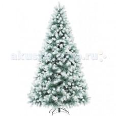 Crystal Trees Искусственная Сосна Швейцарская снежная 210 см