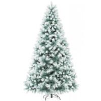 Crystal Trees Искусственная Сосна Швейцарская снежная 250 см