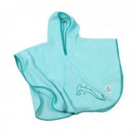 CuddleDry Полотенце Дельфин с защитой от ультрафиолетовых лучей SPF50