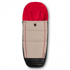 Cybex Накидка для ног для коляски Priam Ferrari