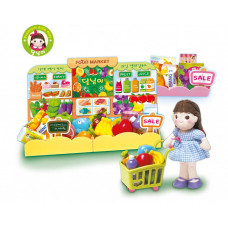 Dalimi Игровой набор Супермаркет DL32683