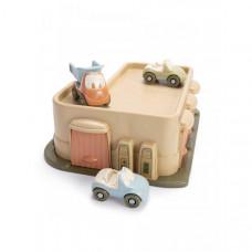 Dantoy Гараж с 3 автомобилями Bio