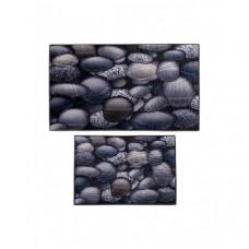 Decovilla Набор ковриков для ванной и туалета ТК-0014