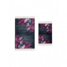 Decovilla Набор ковриков для ванной и туалета ТК-0024