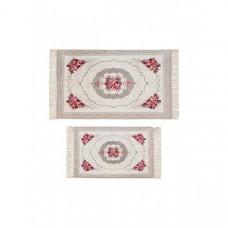 Decovilla Набор ковриков для ванной и туалета ТК-0029