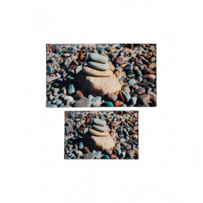 Decovilla Набор ковриков для ванной и туалета ТК-0033