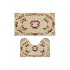 Decovilla Набор ковриков для ванной и туалета ТК-0038