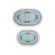 Decovilla Набор ковриков для ванной и туалета ТК-0039