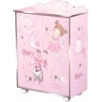 DeCuevas Гардеробный шкаф для куклы Мария 54 см