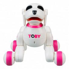 Defa Интерактивная собака-робот с пультом управления Toby