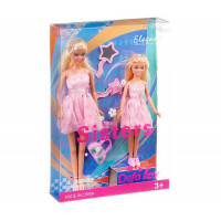 Defa Набор кукол Lucy Sisters