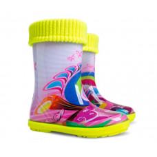 Demar Резиновые сапоги для девочки 0448 EA-0449 EA