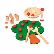 Деревянная игрушка Beleduc развивающая Собери урожай