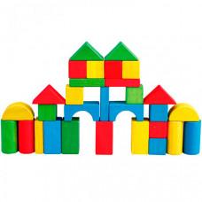 Деревянная игрушка Bino Конструктор 84195 (30 деталей)