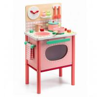 Деревянная игрушка Djeco Детская кухня Лила
